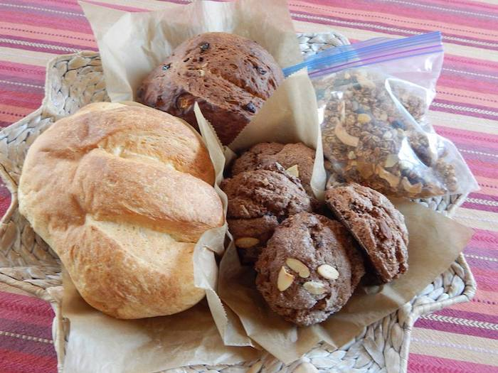 Winter Family Bakery Box