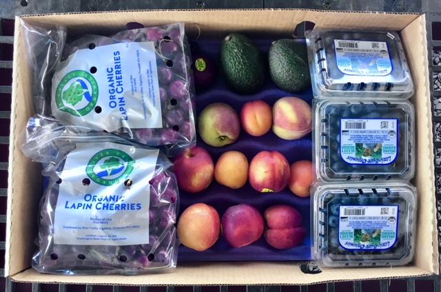 Everett Myers Organic FruitShare