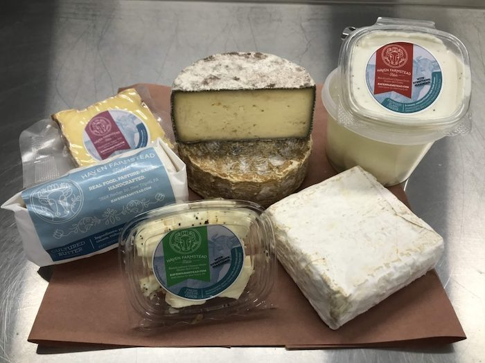 2021 Artisan Cheese Share