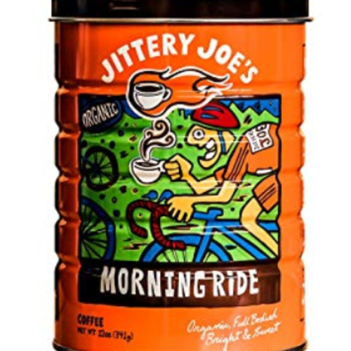 Jittery Joe's Coffee Share