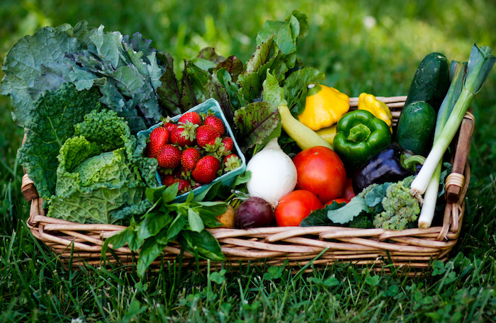 Half Vegetable Share