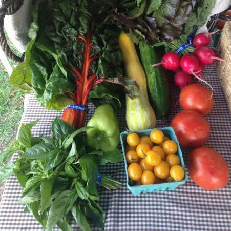 Pop-Up Farm Stand Share