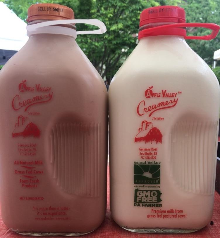 Whole Milk - Quart