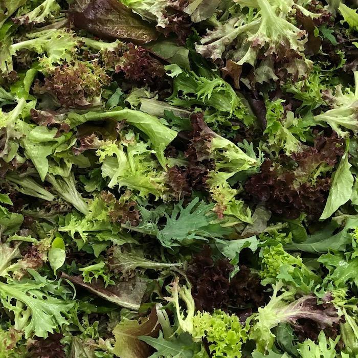 Spring Salad Share