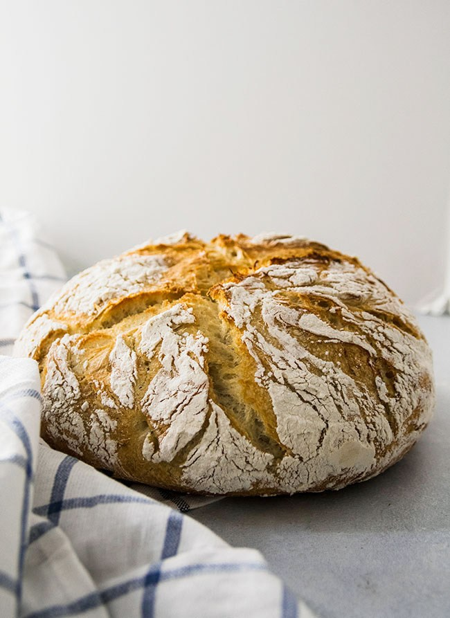 Artisan Bread Share: Artisan Hand Made European Style Bread/ One Loaf
