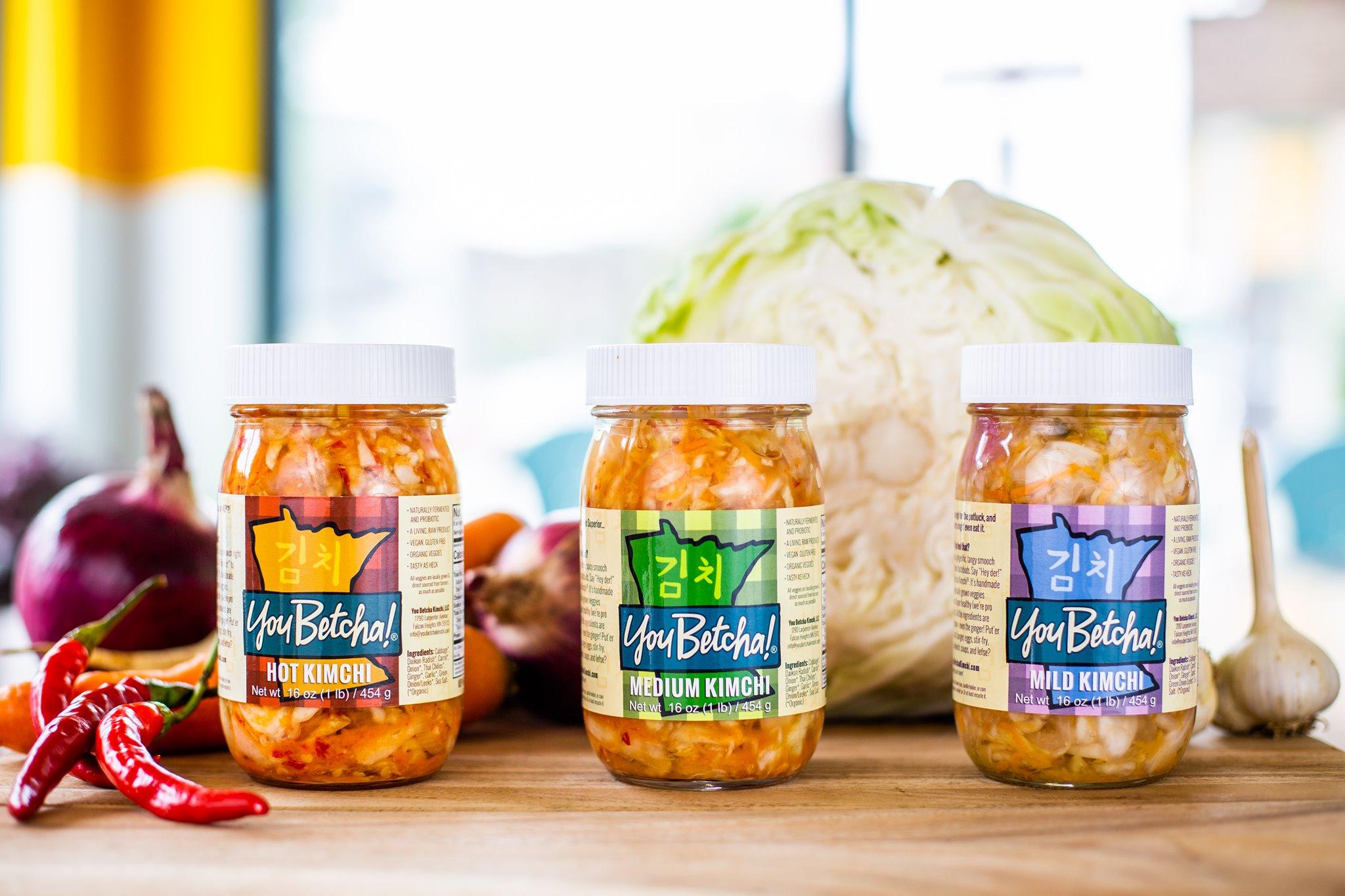 Hot Kimchi (Uff da!)