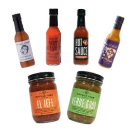 Hot Sauce/Salsa Share