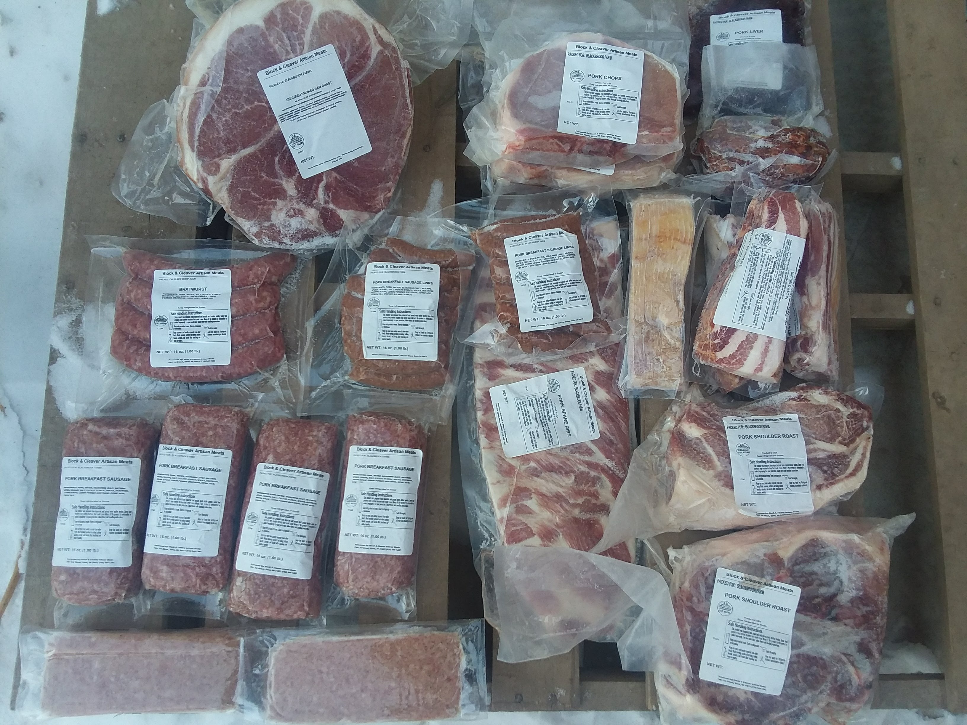 Pastured Meat Farm Share