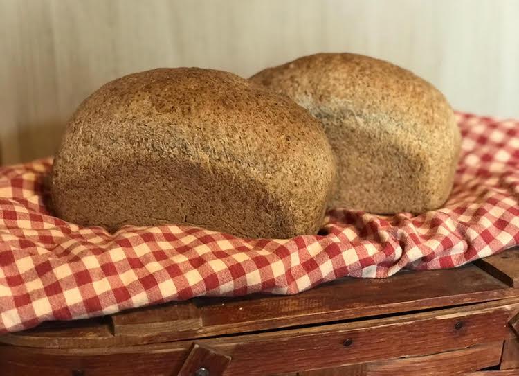 One Loaf of Gluten Free Bread