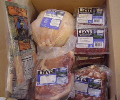 Family Meat Box