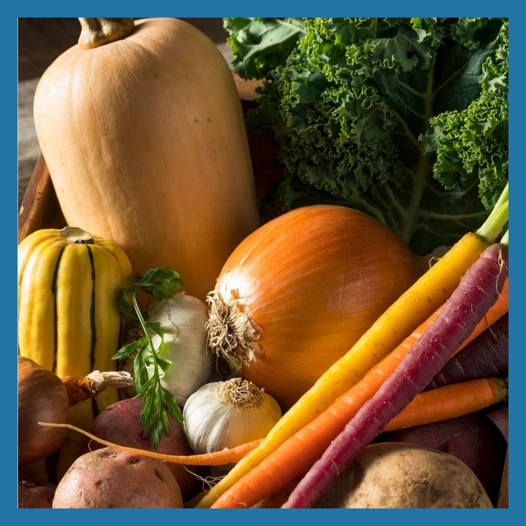 2020-21 Winter Produce Share - Medium