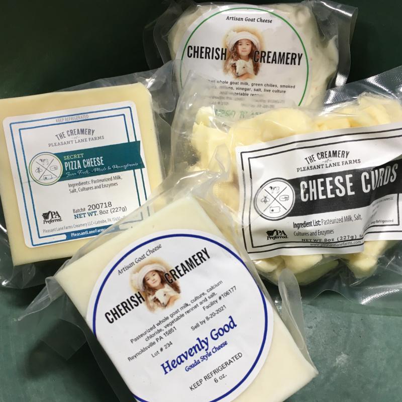 November Artisan Cheese Share