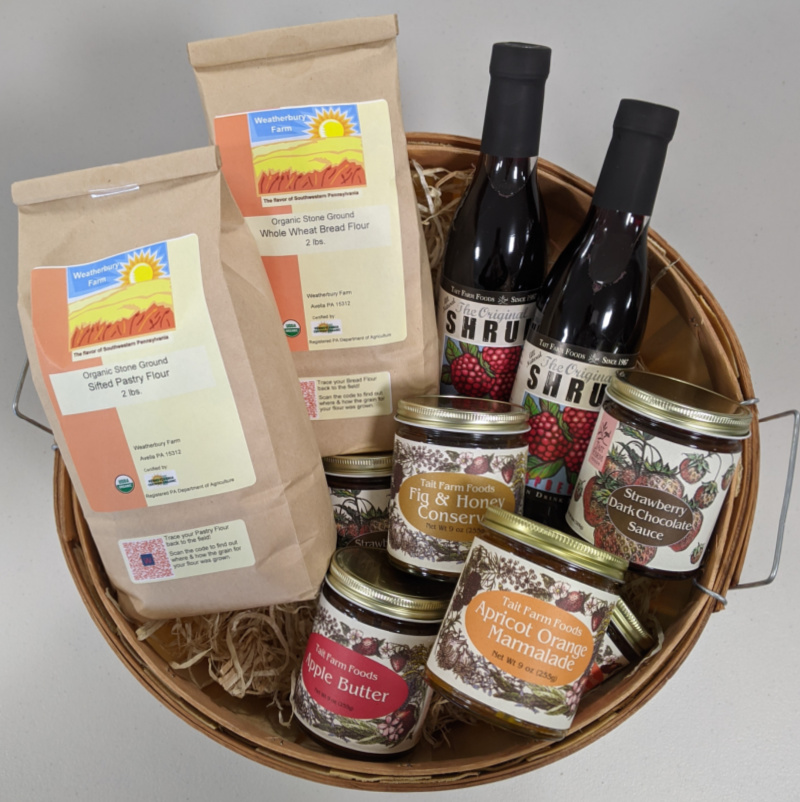 December Holiday Pantry Share