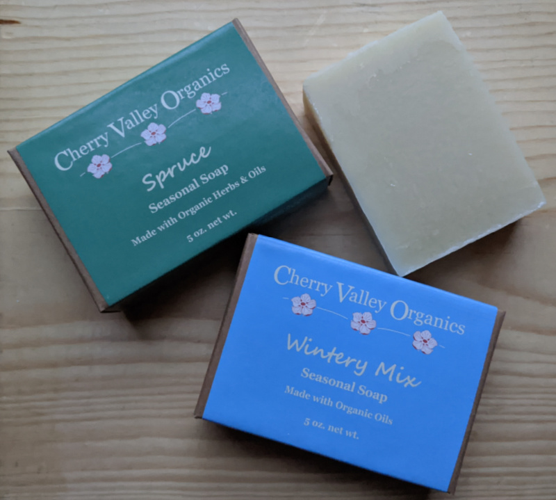 December Holiday Soap Share