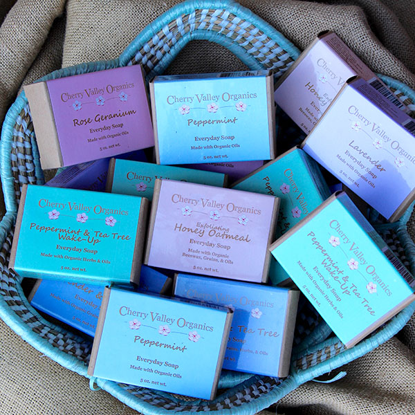 Soap of the Month, Family Size - 4 Bars