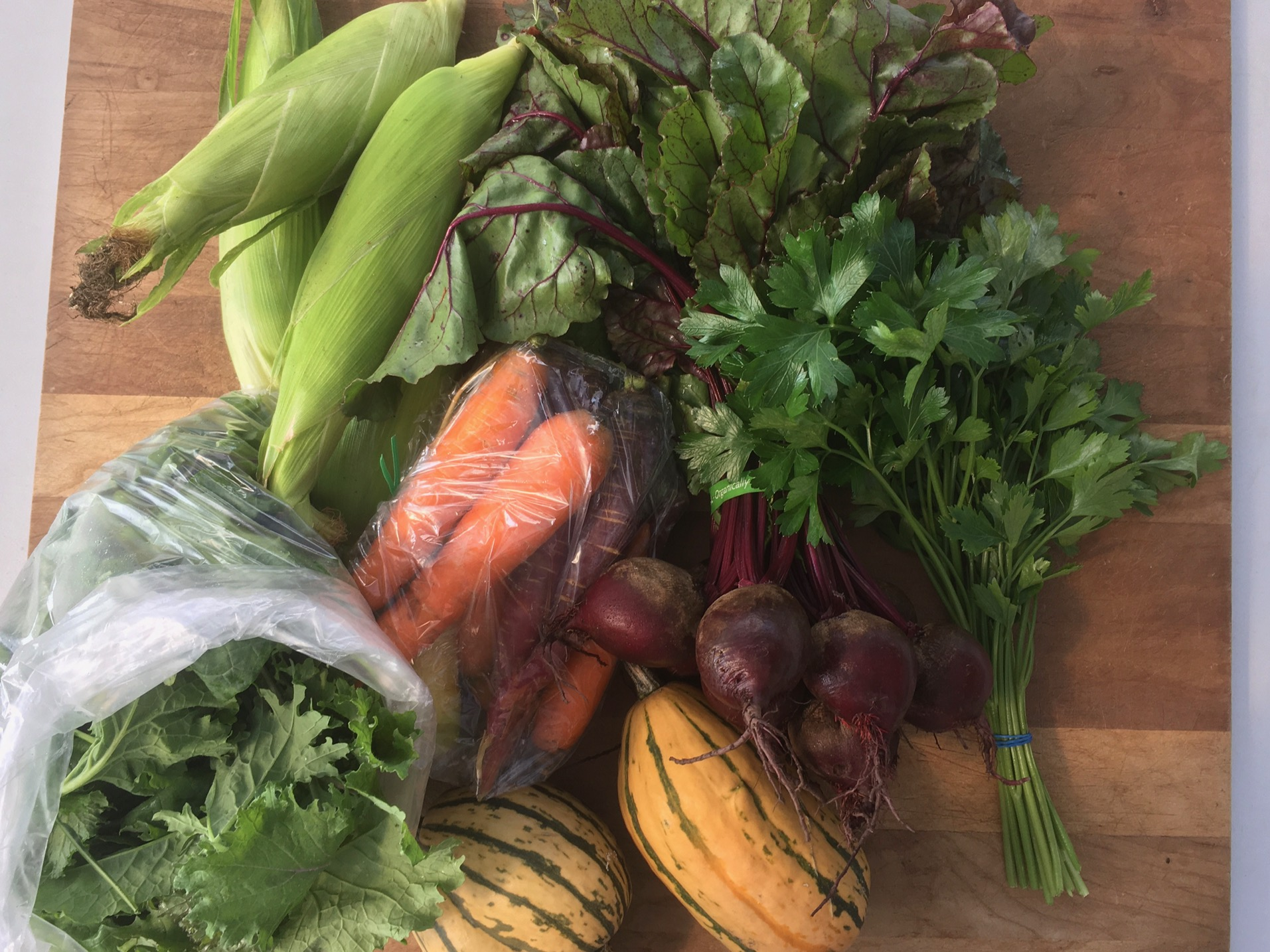 Veggie Share: Small Veggie Share