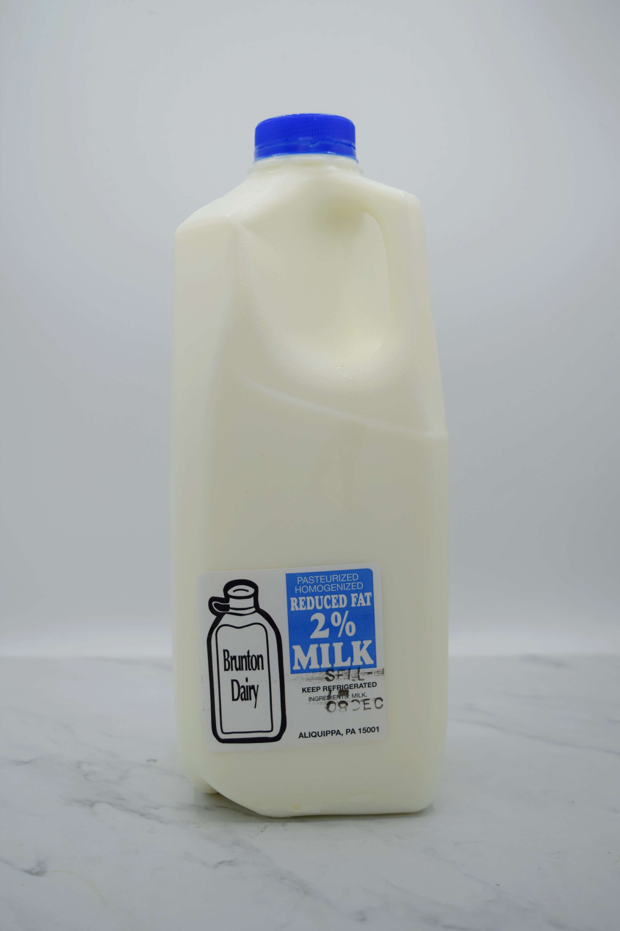 1/2 Gallon 2% Milk