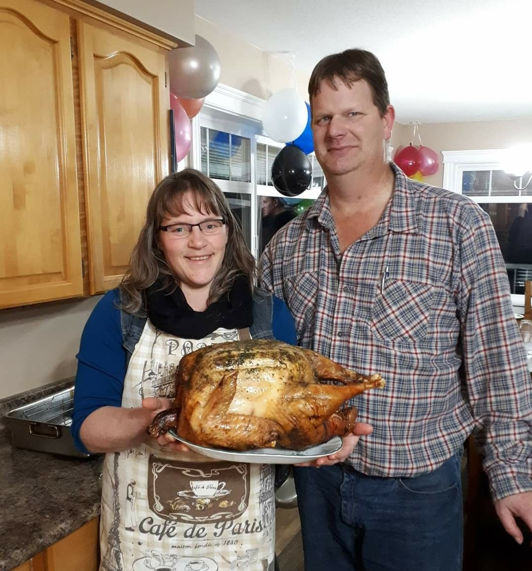 Whole Frozen Turkey