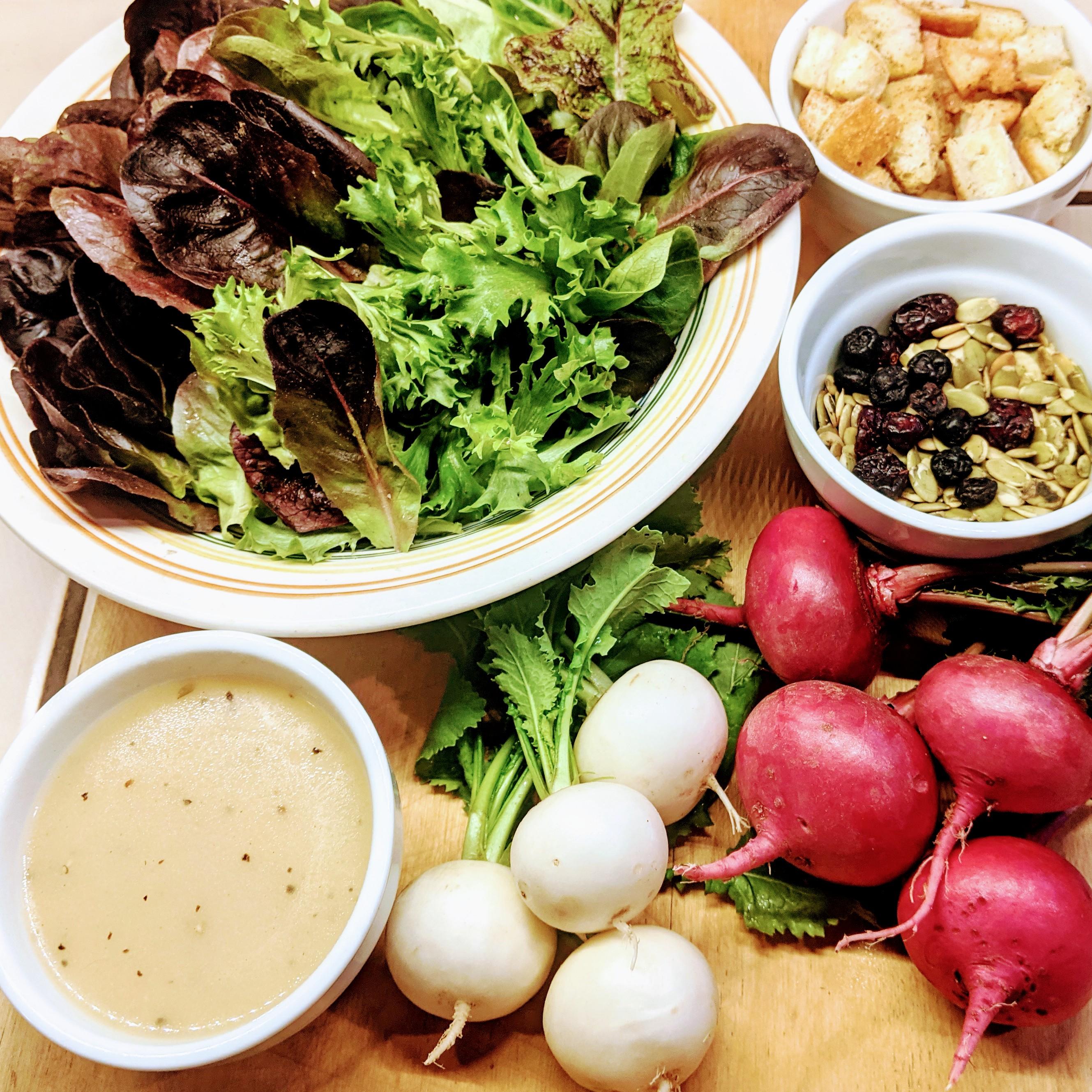 Salad Share