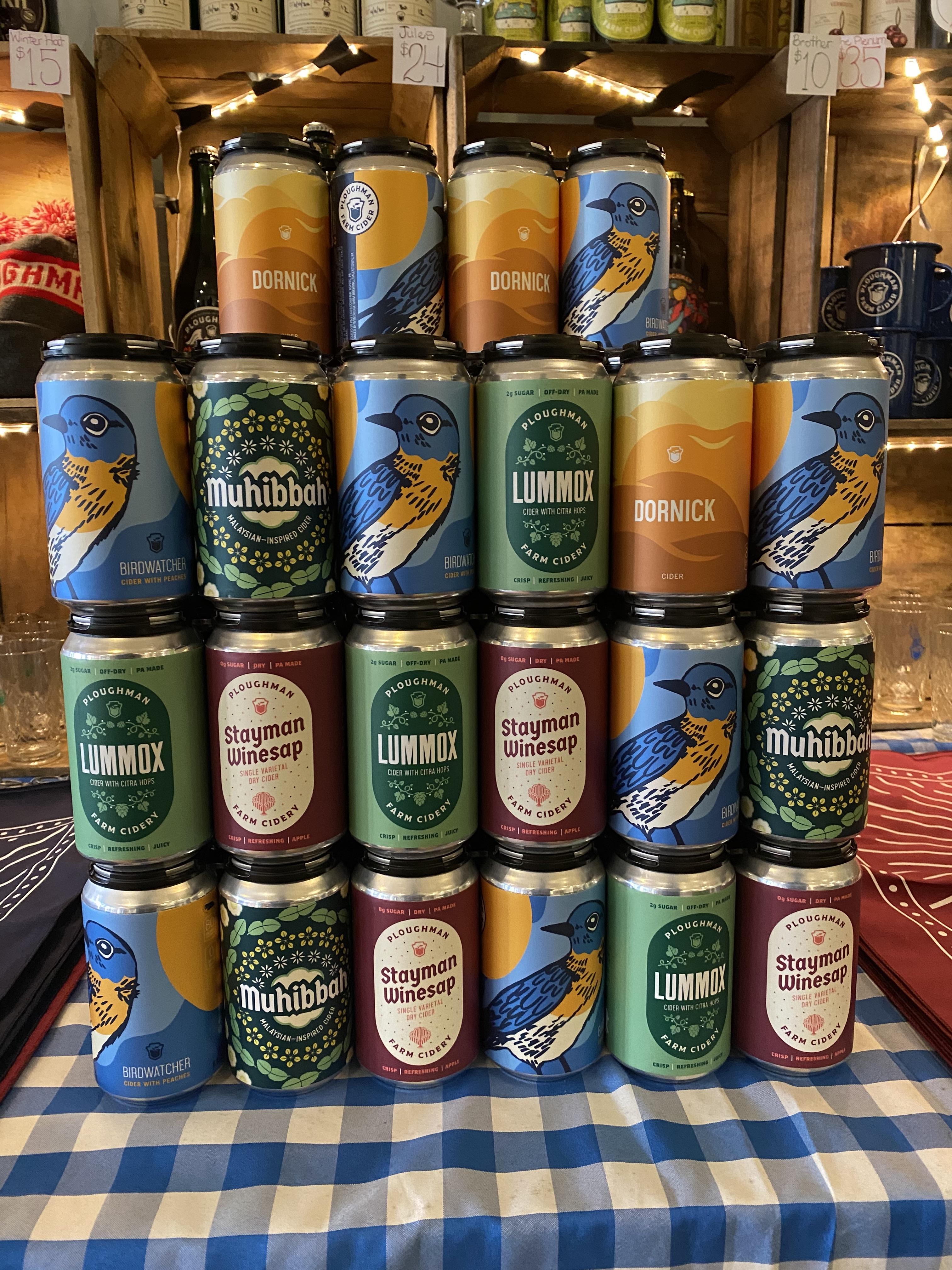 Large Cider Share