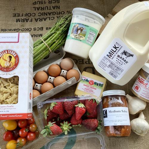 Medium Grocery Box