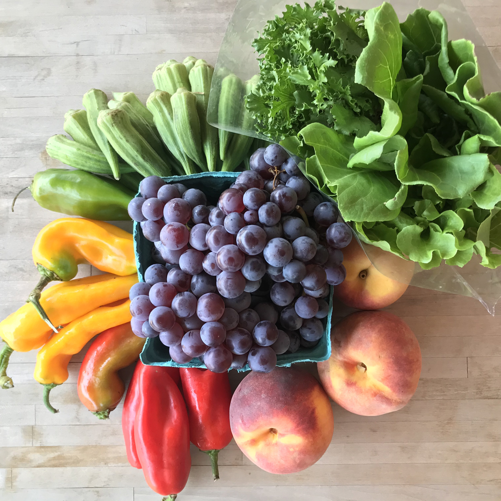 Medium Produce Box