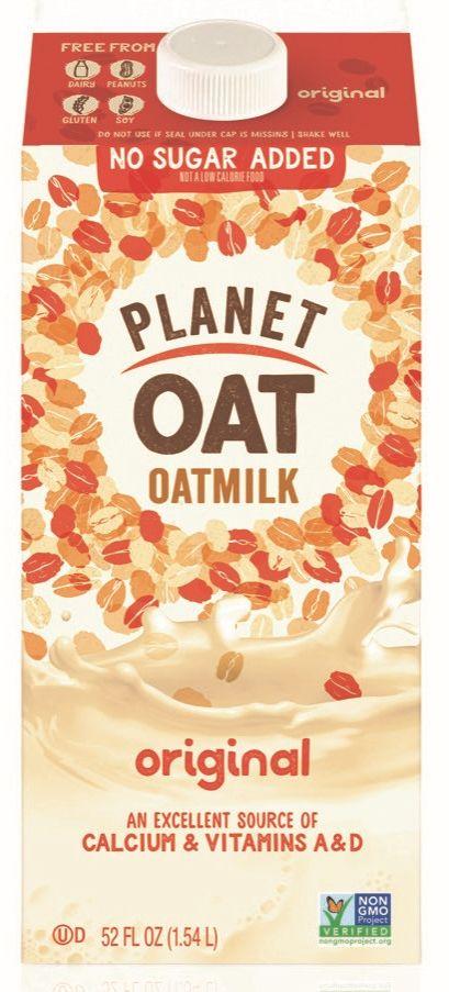 Oat Milk Share