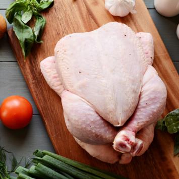 Fall Small Chicken Share