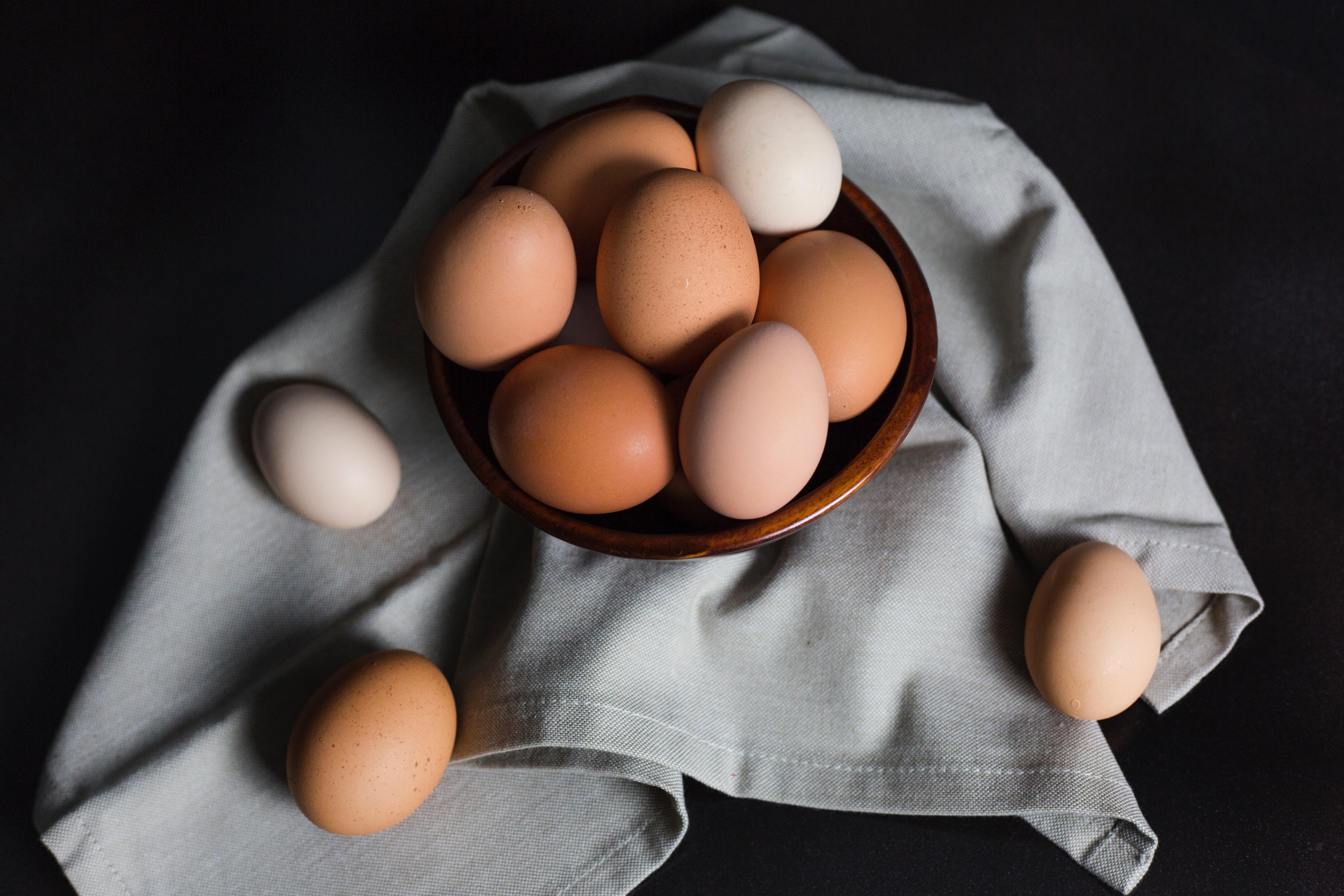 Fall Egg Share