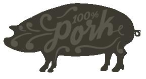 Extra Large Pork Box