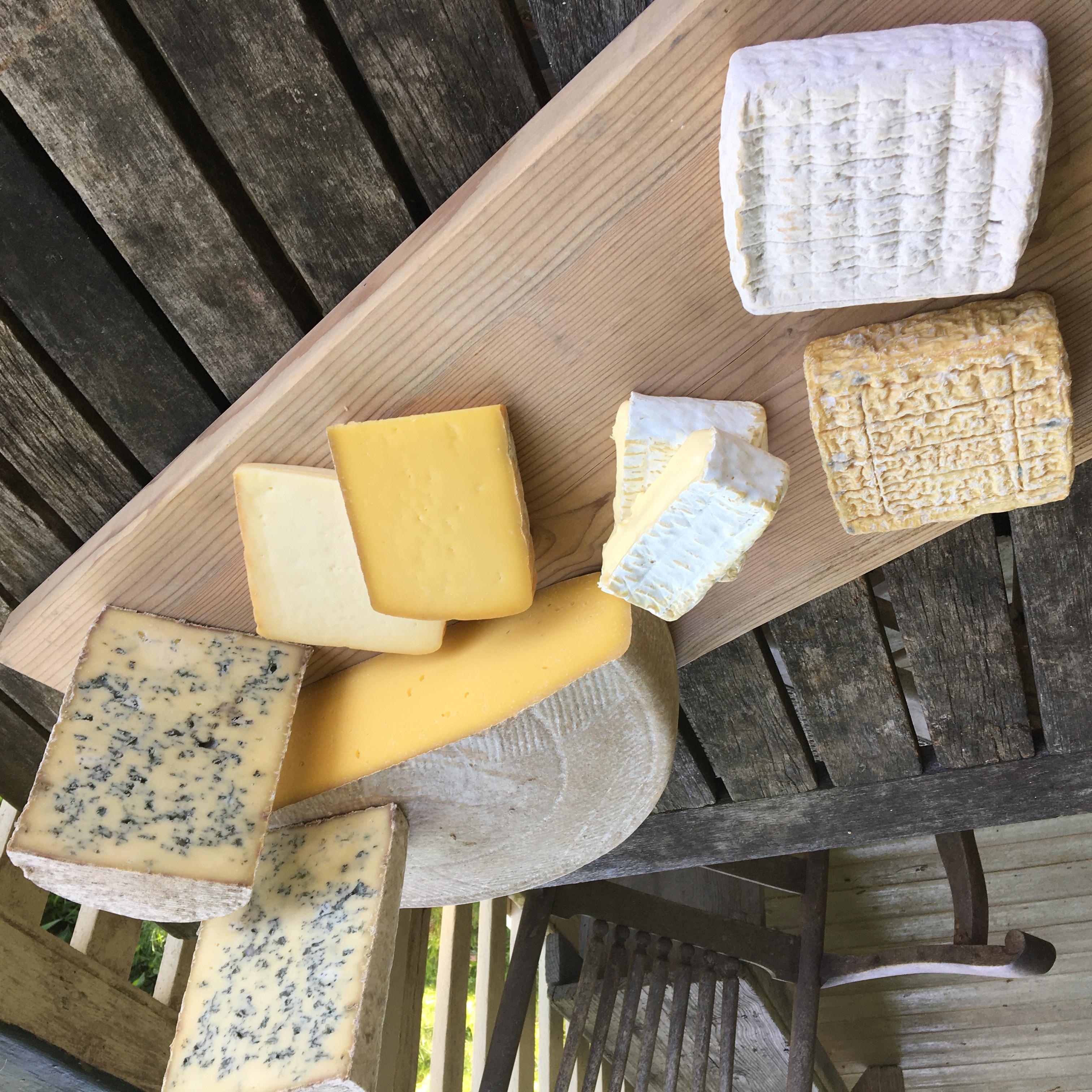 Winter 2021 Artisanal Cheese Share