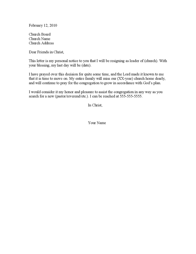 nice resignation letter sample letter of resignation template ...