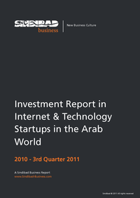 Investment Report in Internet & Technology Startups in the Arab World