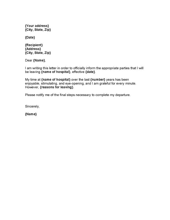 Funny resignation letter resignation letter format resignation