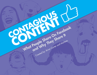 Contagious Content: What People Share On Facebook and Why They Share It