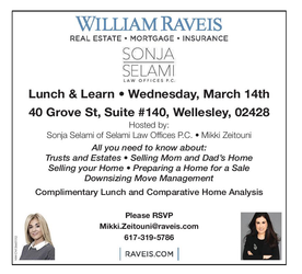 Lunch & Learn: Selling a home, downsizing, trusts and estates