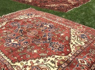 Get your Oriental Rug Cleaned this Summer