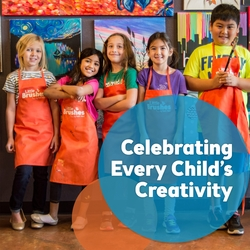 Kid's Art Camp @ Pinot's Palette