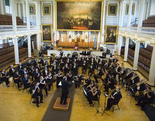 30th Annual Boston Festival of Bands: A free all day band concert