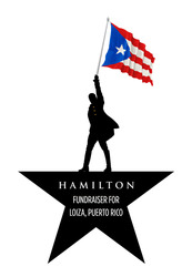 Hamilton Ticket Raffle to Support Puerto Rico