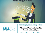 Math Magic Show!