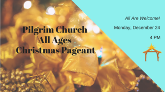 Pilgrim's Christmas Pageant