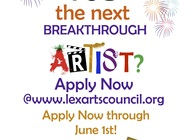 Are You the next Breakthrough Artist?