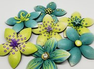 Polymer Clay/Beaders Show, Leaving Flatland