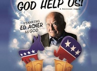 Ed Asner! Live on stage! At the Regent Theatre