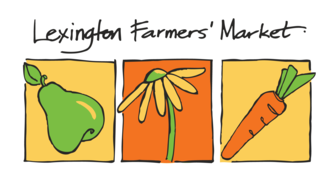 Lexington Farmers' Market till October 27, 2020