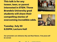 Students of Color in STEM