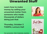 Create Wealth by Selling Your Unwanted Stuff