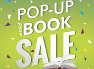 POP-UP Children's and Teen's Gently Used Book Sale