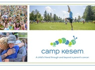 Camp Kesem • A child's friend through and beyond a parent's cancer.
